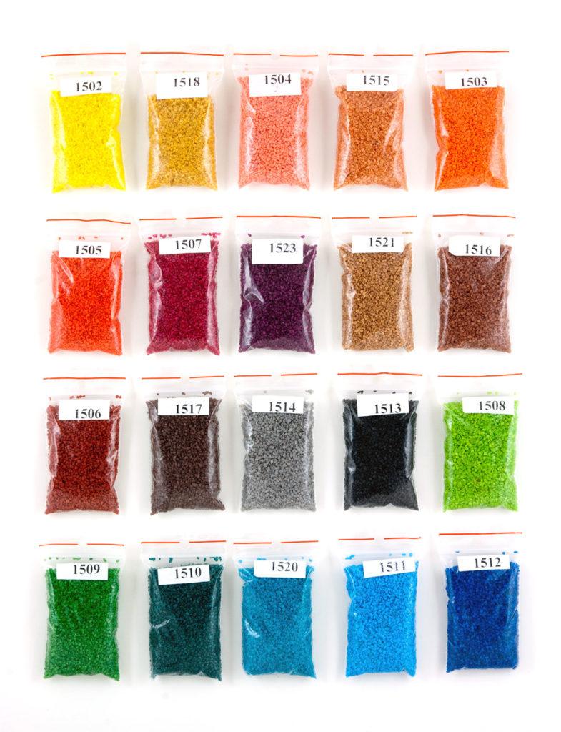 Colormo - vzorkovník