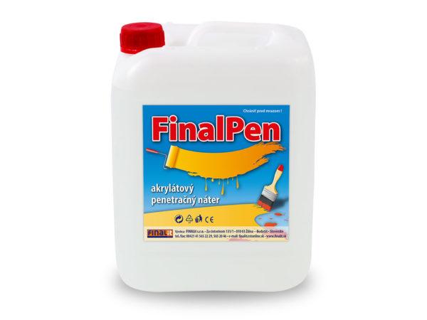 Akrylátový penetračný náter Final Pen