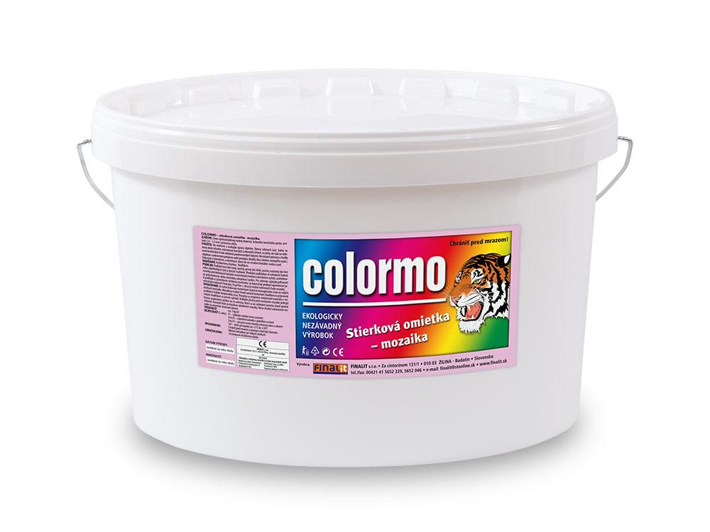 Stierková omietka - mozaika Colormo