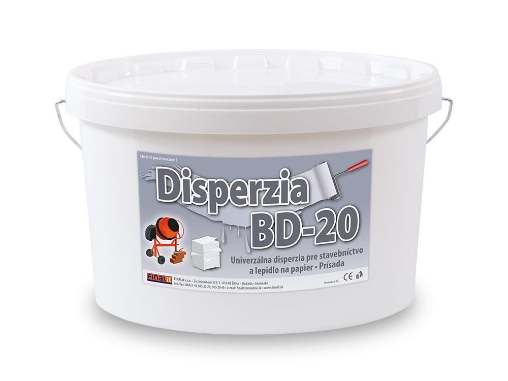 Univerzálna disperzia a lepidlo na papier BD-20