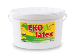 Univerzálna latexová farba Ekolatex